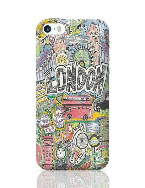 London iPhone 5/5S Covers Cases Online India