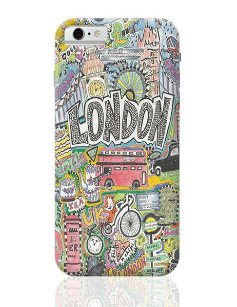 London iPhone 6 / 6S Covers Cases