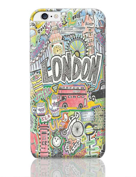 London iPhone 6 Plus / 6S Plus Covers Cases Online India
