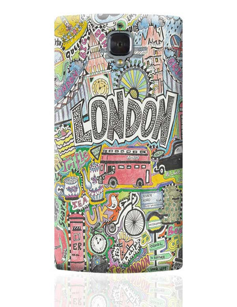 London OnePlus 3 Covers Cases Online India