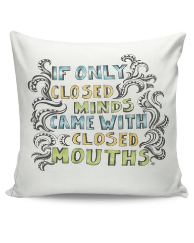 sarcasm quotes1 Cushion Cover Online India