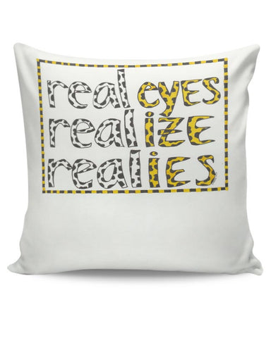 sarcasm quotes2 Cushion Cover Online India