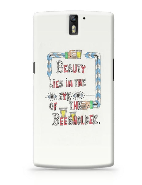Beauty in Beer OnePlus One Covers Cases Online India