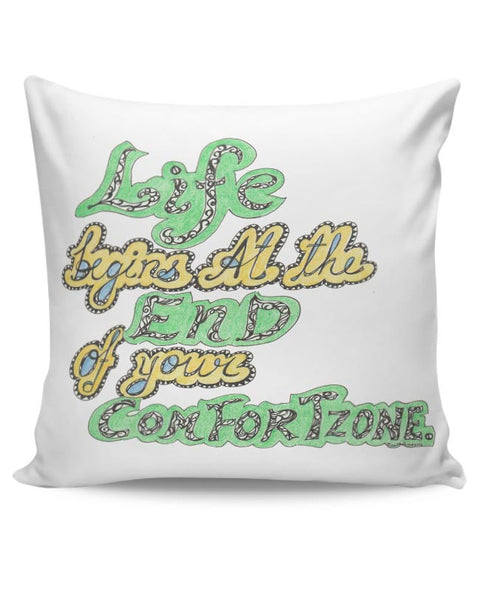Life  Cushion Cover Online India
