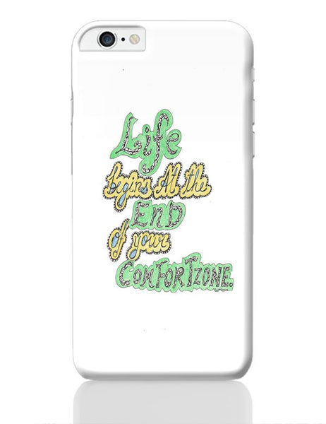 Life  iPhone 6 Plus / 6S Plus Covers Cases Online India