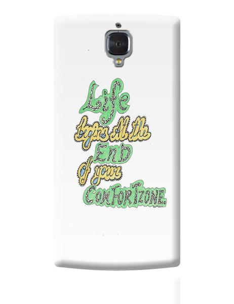 Life  OnePlus 3 Covers Cases Online India