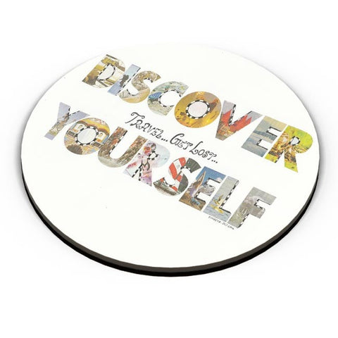 Discover yourself Fridge Magnet Online India