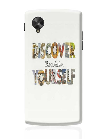 Discover yourself Google Nexus 5 Covers Cases Online India