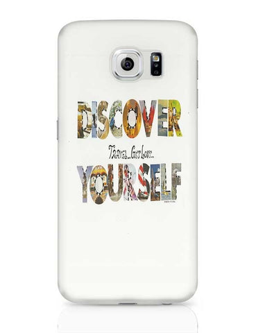 Discover yourself Samsung Galaxy S6 Covers Cases Online India