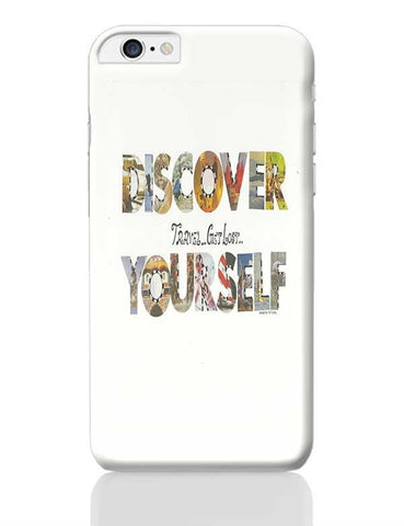 Discover yourself iPhone 6 Plus / 6S Plus Covers Cases Online India