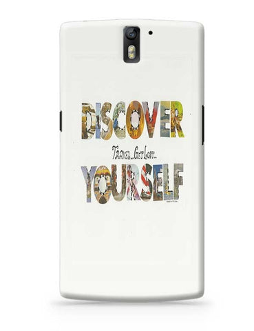 Discover yourself OnePlus One Covers Cases Online India