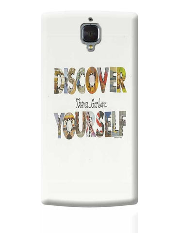 Discover yourself OnePlus 3 Covers Cases Online India