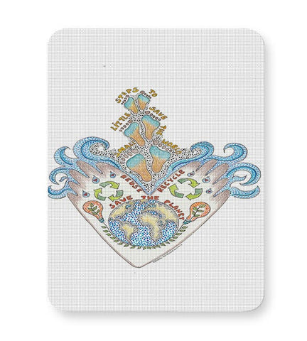 save our planet  Mousepad Online India