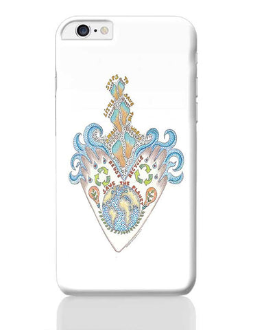save our planet  iPhone 6 Plus / 6S Plus Covers Cases Online India