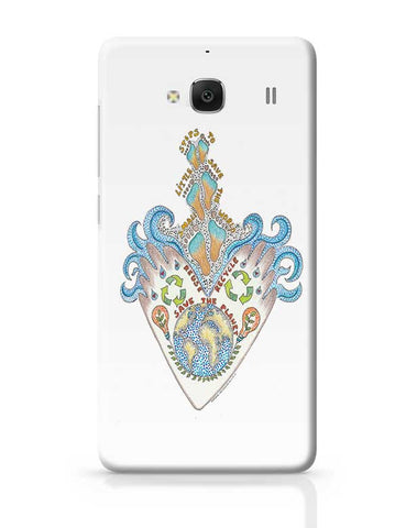 save our planet  Redmi 2 / Redmi 2 Prime Covers Cases Online India