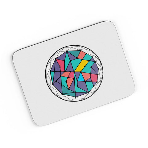 Cosmic Geometry  A4 Mousepad Online India