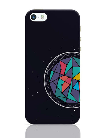 iPhone 5 / 5S Cases & Covers | Cosmic Geometry iPhone 5 / 5S Case Online India