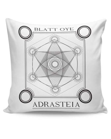 PosterGuy | The Black Eye Cushion Cover Online India