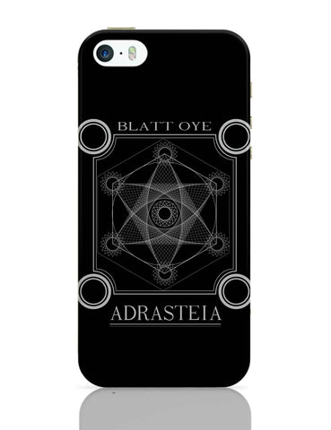 iPhone 5 / 5S Cases & Covers | The Black Eye iPhone 5 / 5S Case Online India