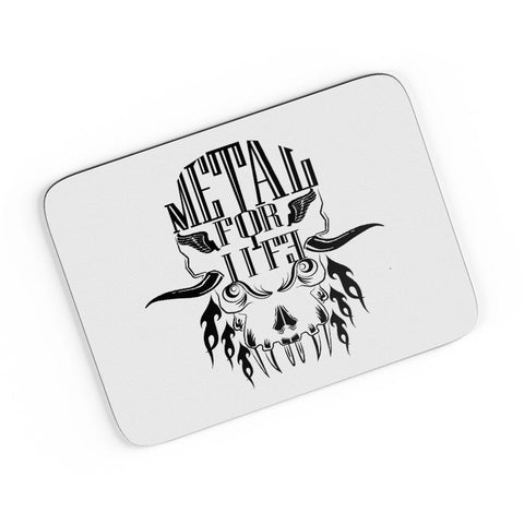 Heavy Metal For Life A4 Mousepad Online India
