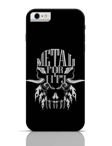 iPhone 6 Covers & Cases | Heavy Metal For Life iPhone 6 Case Online India