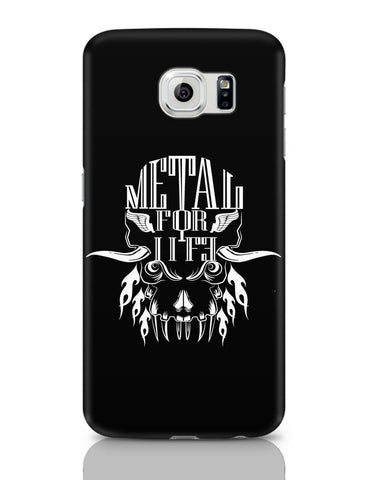 Samsung Galaxy S6 Covers | Heavy Metal For Life Samsung Galaxy S6 Covers Online India