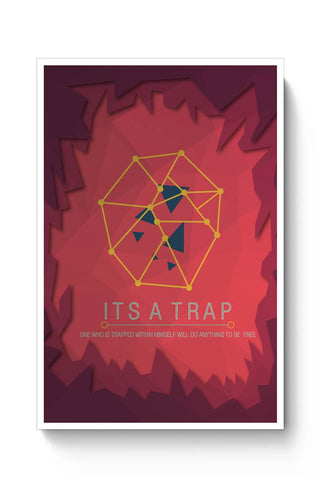 Its A Trap Poster Online India