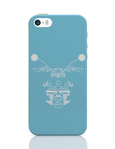 Be A Man Ride A Bullet iPhone Covers Cases Online India