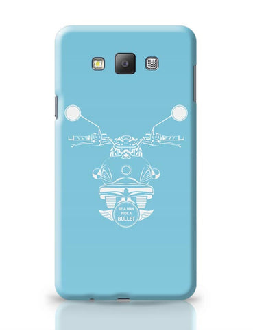 Be A Man Ride A Bullet Samsung Galaxy A7 Covers Cases Online India