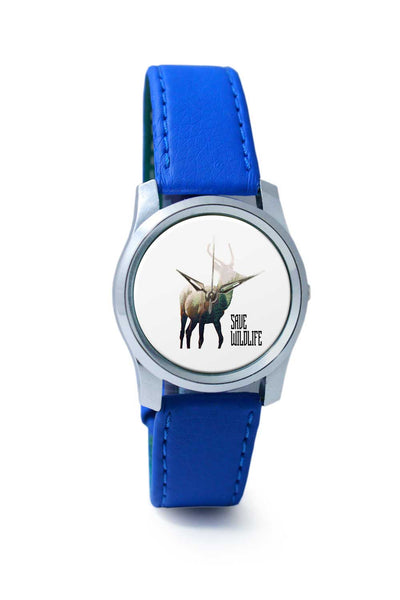 Women Wrist Watch India | SAVE WILDLIFE Wrist Watch Online India