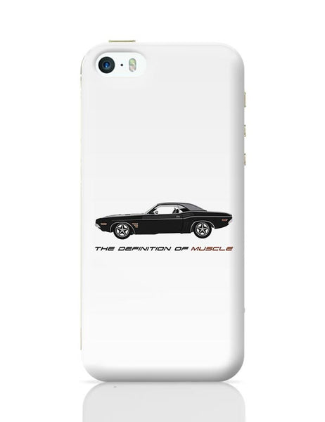 Definition Of Muscle iPhone 5/5S Covers Cases Online India