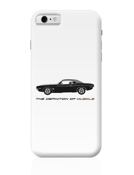 Definition Of Muscle iPhone 6 / 6S Covers Cases