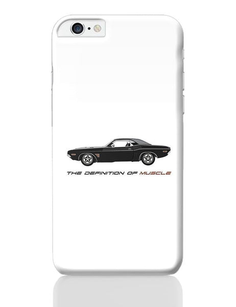 Definition Of Muscle iPhone 6 Plus / 6S Plus Covers Cases Online India
