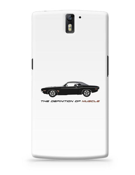 Definition Of Muscle OnePlus One Covers Cases Online India