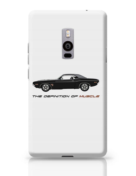 Definition Of Muscle OnePlus Two Covers Cases Online India