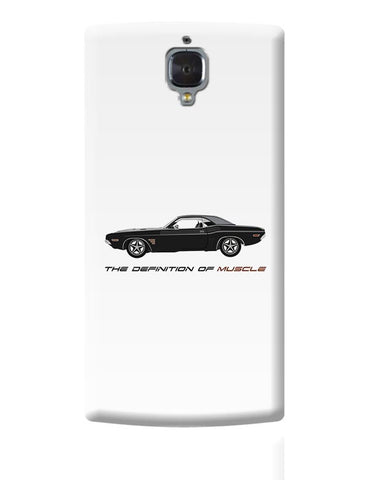 Definition Of Muscle OnePlus 3 Covers Cases Online India