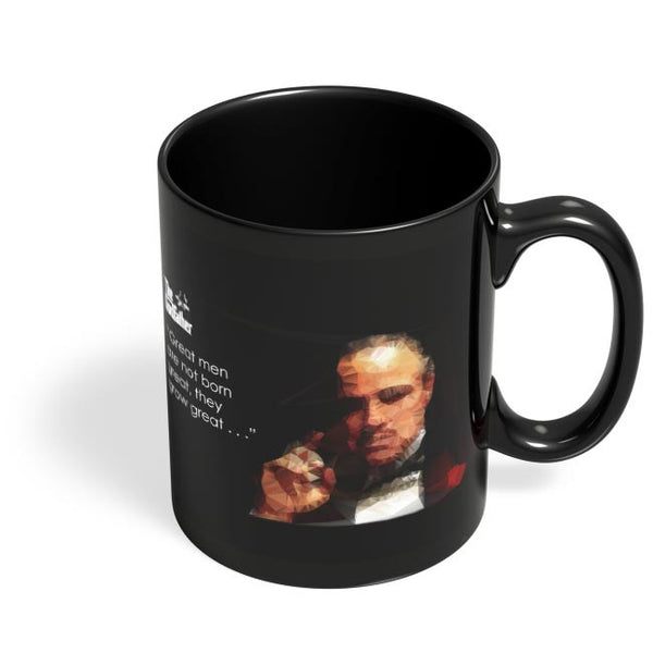 The Godfather Black Coffee Mug Online India