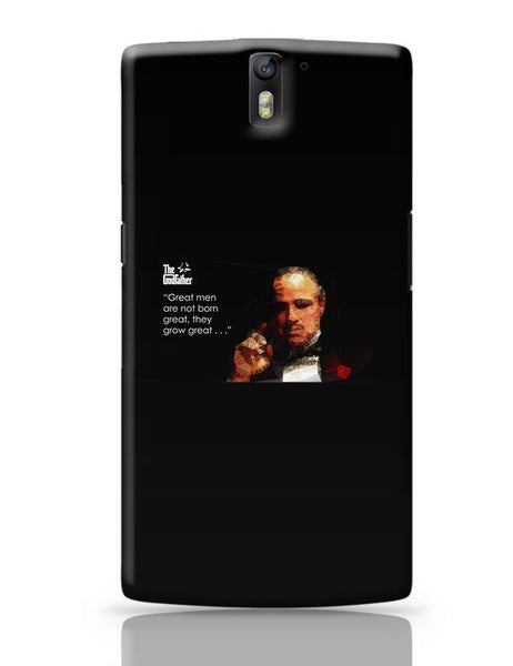 The Godfather OnePlus One Covers Cases Online India