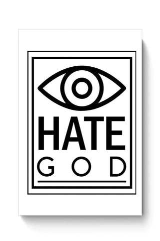 Eye Hate God Poster Online India