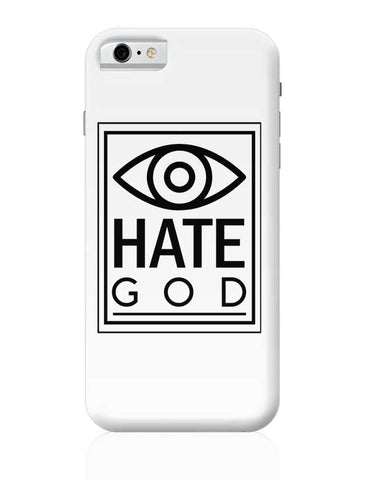Eye Hate God iPhone 6 / 6S Covers Cases