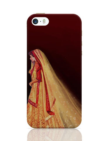 AN INDIAN BRIDE iPhone 5/5S Covers Cases Online India