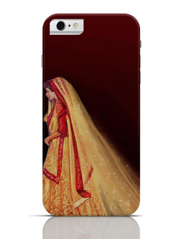 AN INDIAN BRIDE iPhone 6 / 6S Covers Cases