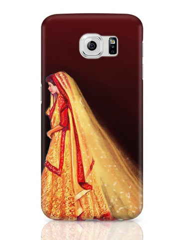 AN INDIAN BRIDE Samsung Galaxy S6 Covers Cases Online India