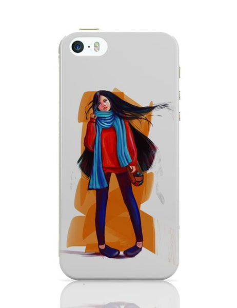A Winter Girl iPhone 5/5S Covers Cases Online India