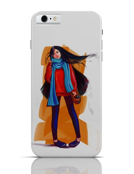 A Winter Girl iPhone 6 6S Covers Cases Online India