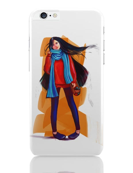A Winter Girl iPhone 6 Plus / 6S Plus Covers Cases Online India