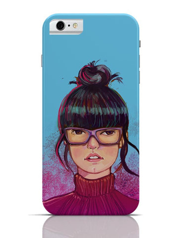 Studious Girl iPhone 6 / 6S Covers Cases