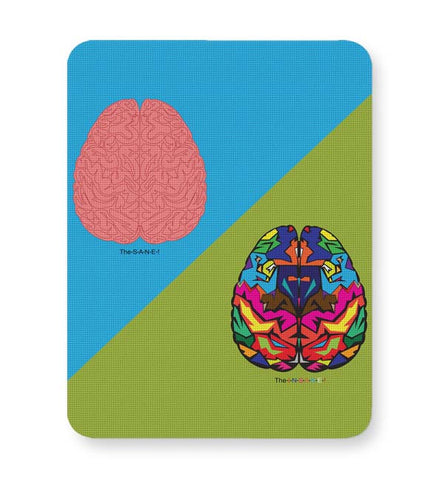 Buy Mousepads Online India | The Sane & The Insane Mouse Pad Online India