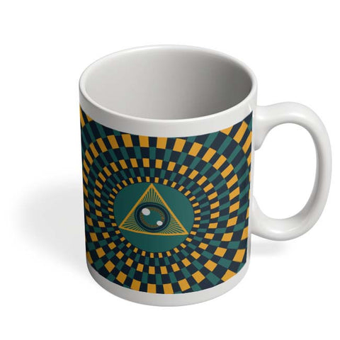 Coffee Mugs Online | The Eye Of Intuition Mug Online India