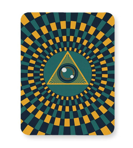 Buy Mousepads Online India | The Eye Of Intuition Mouse Pad Online India
